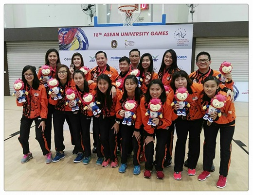 College News Sunway Students Flair In Asean University Games