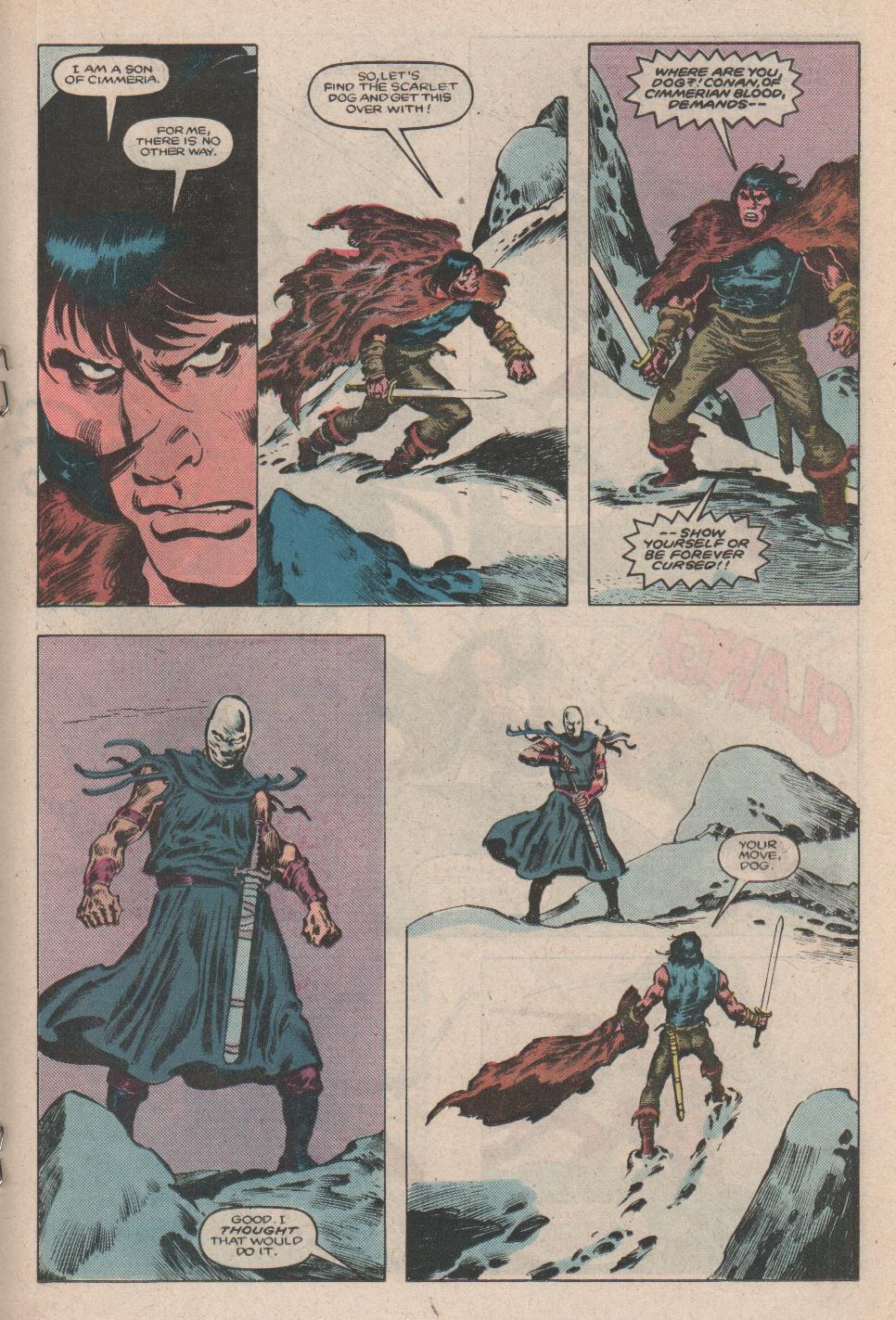 Conan the Barbarian (1970) Issue #175 #187 - English 14