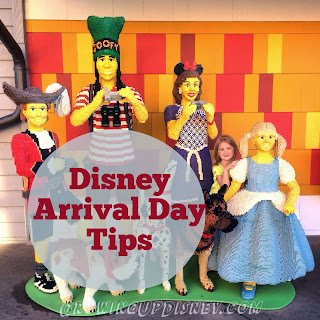 Walt Disney World arrival day tips, Downtown Disney Lego Store