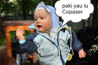 foto-foto lucu Copaser 2012
