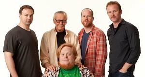 Comic-Con IV - A Fan's Hope Thomas Tull Joss Whedon Morgan Spurlock Stan Lee Harry Knowles