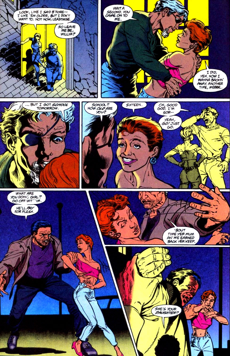 Deathstroke (1991) Issue #35 #40 - English 5