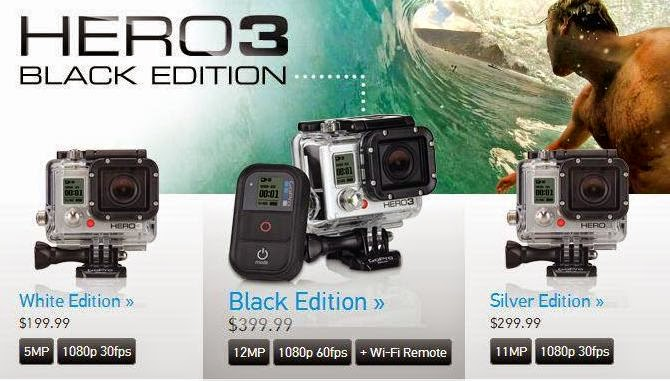 gopro 3 black edition manual