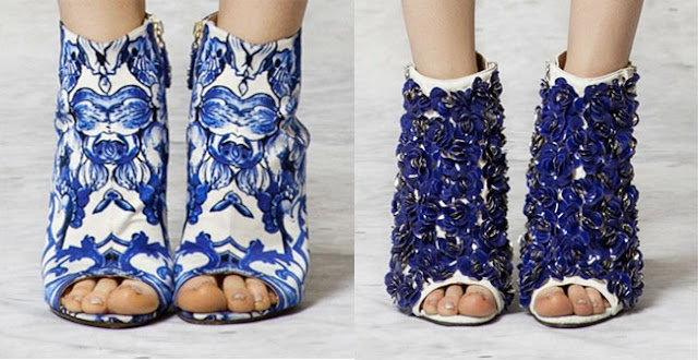 cavalli resort 2013, shoes, accessories