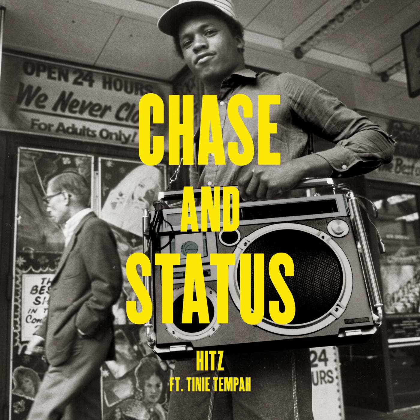 Chase & Status - Hitz (feat. Tinie Tempah) - Single Cover