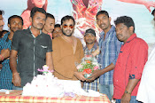 Hero Tarun Birthday Celebrations at Yuddham movie sets-thumbnail-15