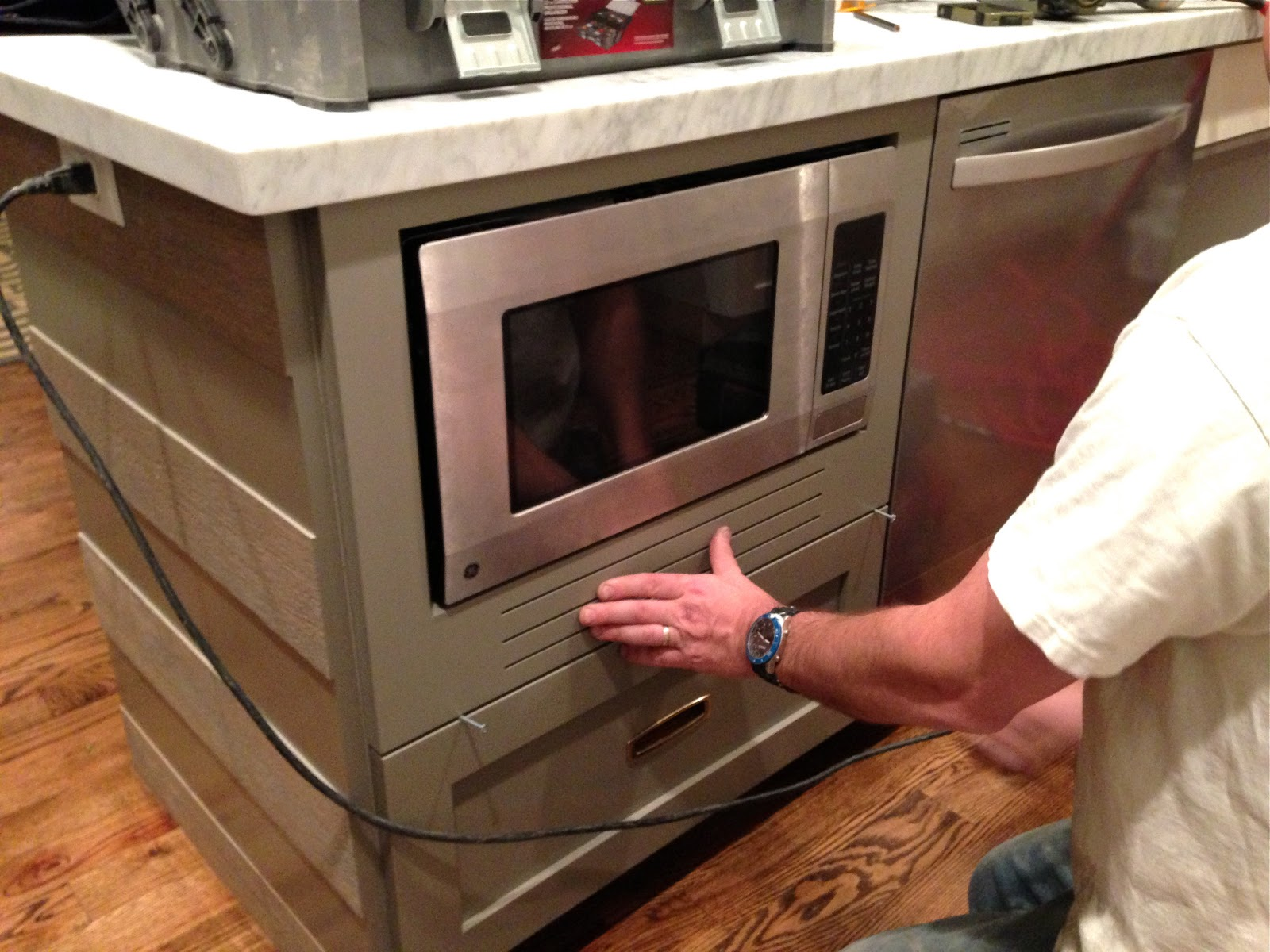 Microwave Front Vent Bestmicrowave