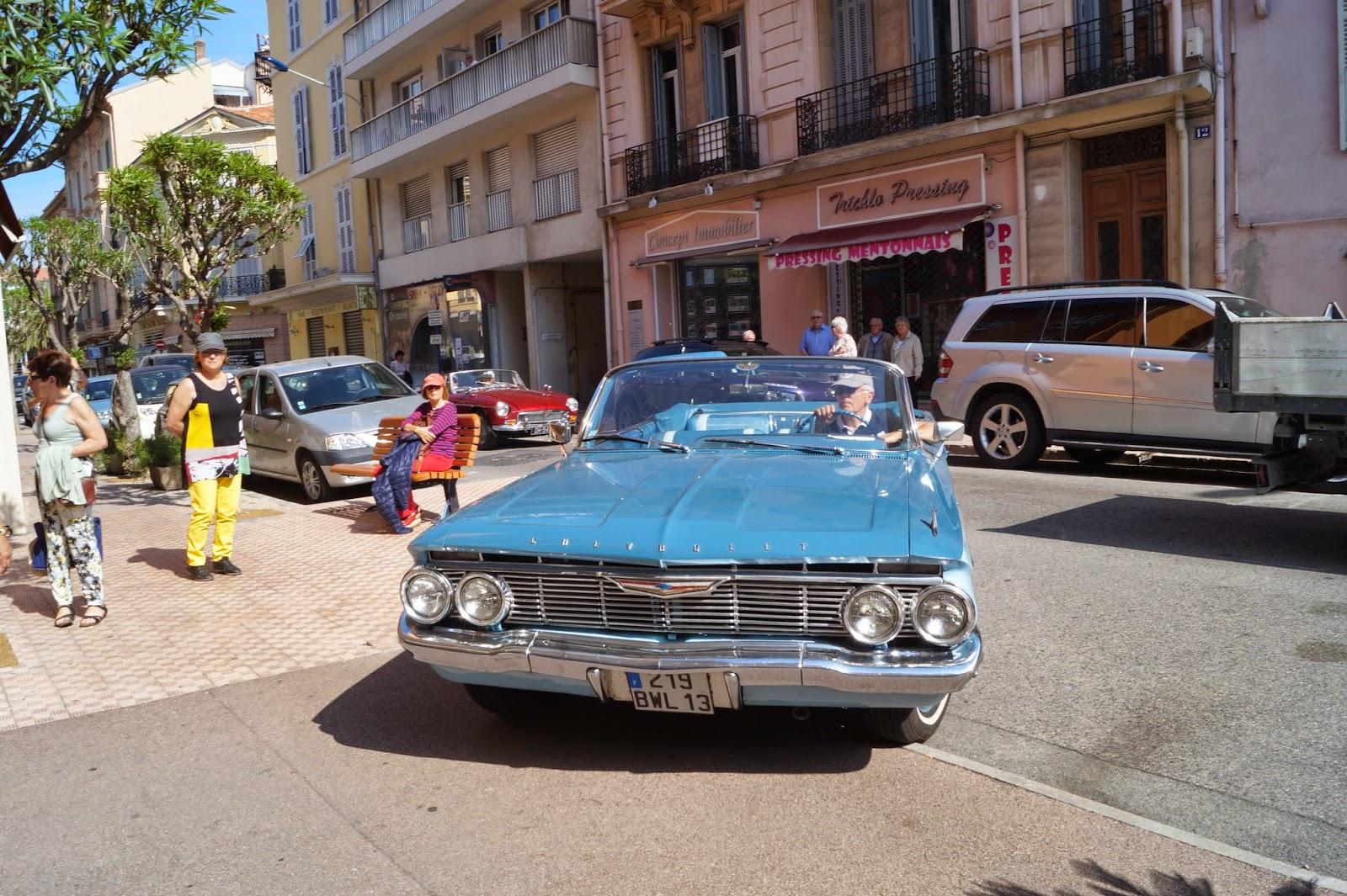 Hotel menton d fil de voitures anciennes au quality for Garage a menton