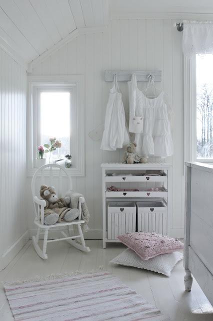 ... / New Room Interior / Interiørkonsulent Maria Rasmussen: Jenterom