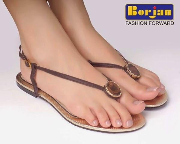 Borjan Ladies Shoes Eid Collection-14