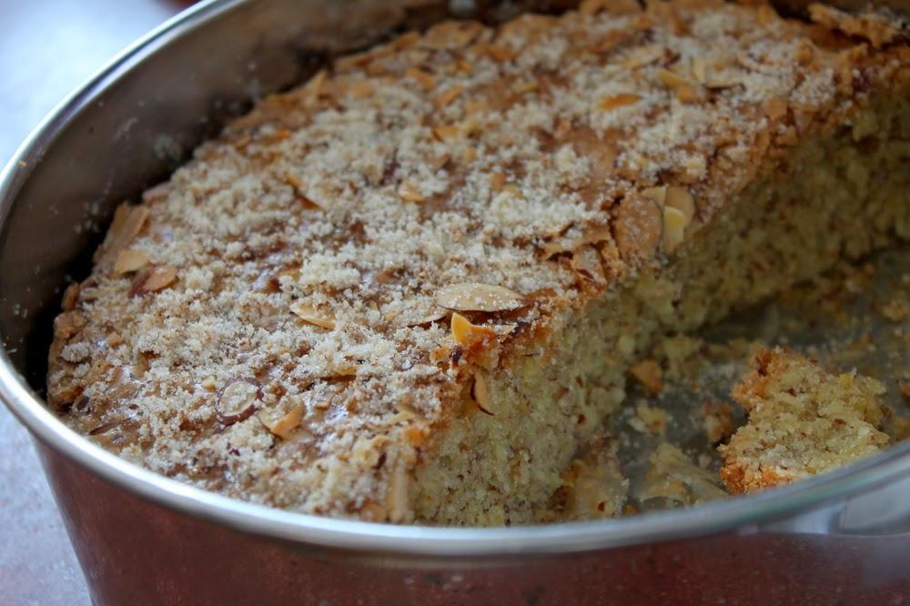 World's best almond cake recipe