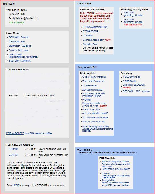 genealogy spreadsheet