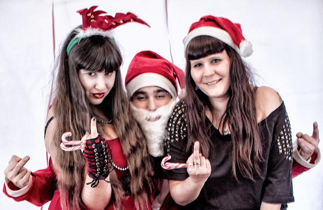 Navidad 2013 - Agarramela que me crece!