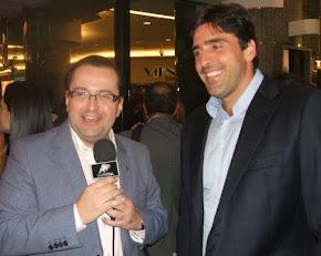 Antonio Carlos Gomes e Giovani