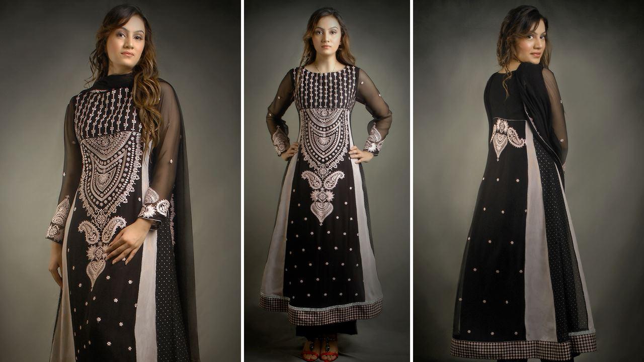 Naqoosh Boutique Dresses 2015