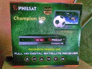 Philsat Champion HD