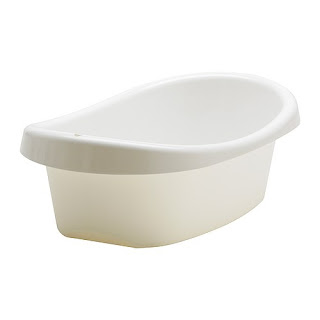 Ikea baby bathtub