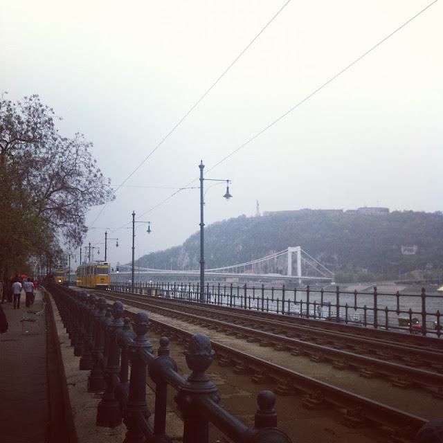 budapest // instagram journal