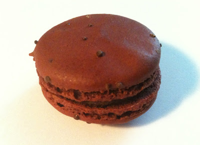 Les meilleurs macarons au chocolat de Paris - Fauchon