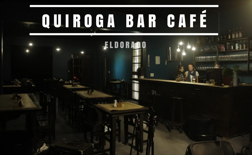 Quiroga Bar Cafe Eldorado
