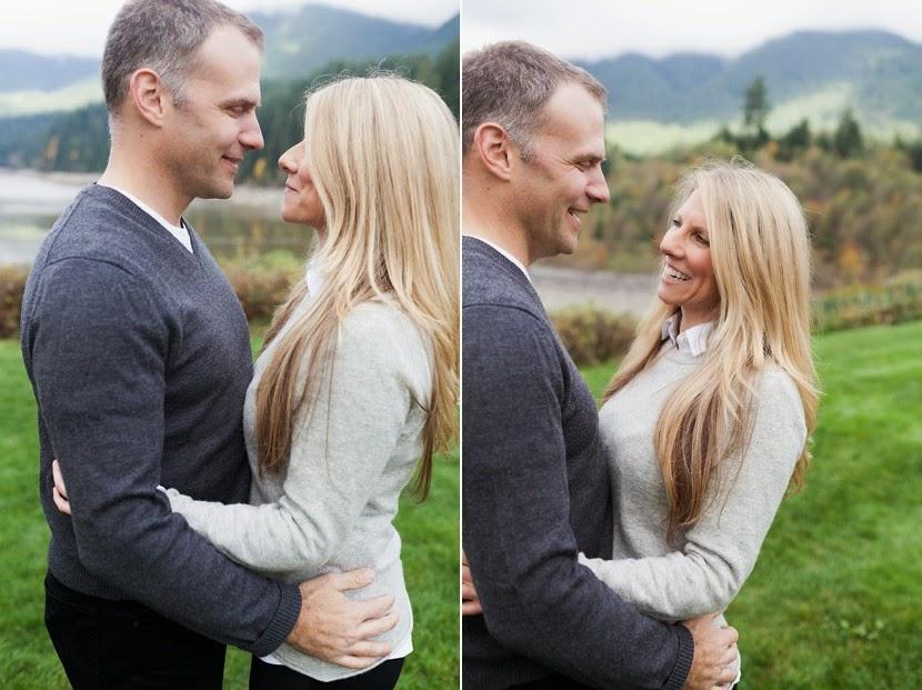 husband and wife candid photo