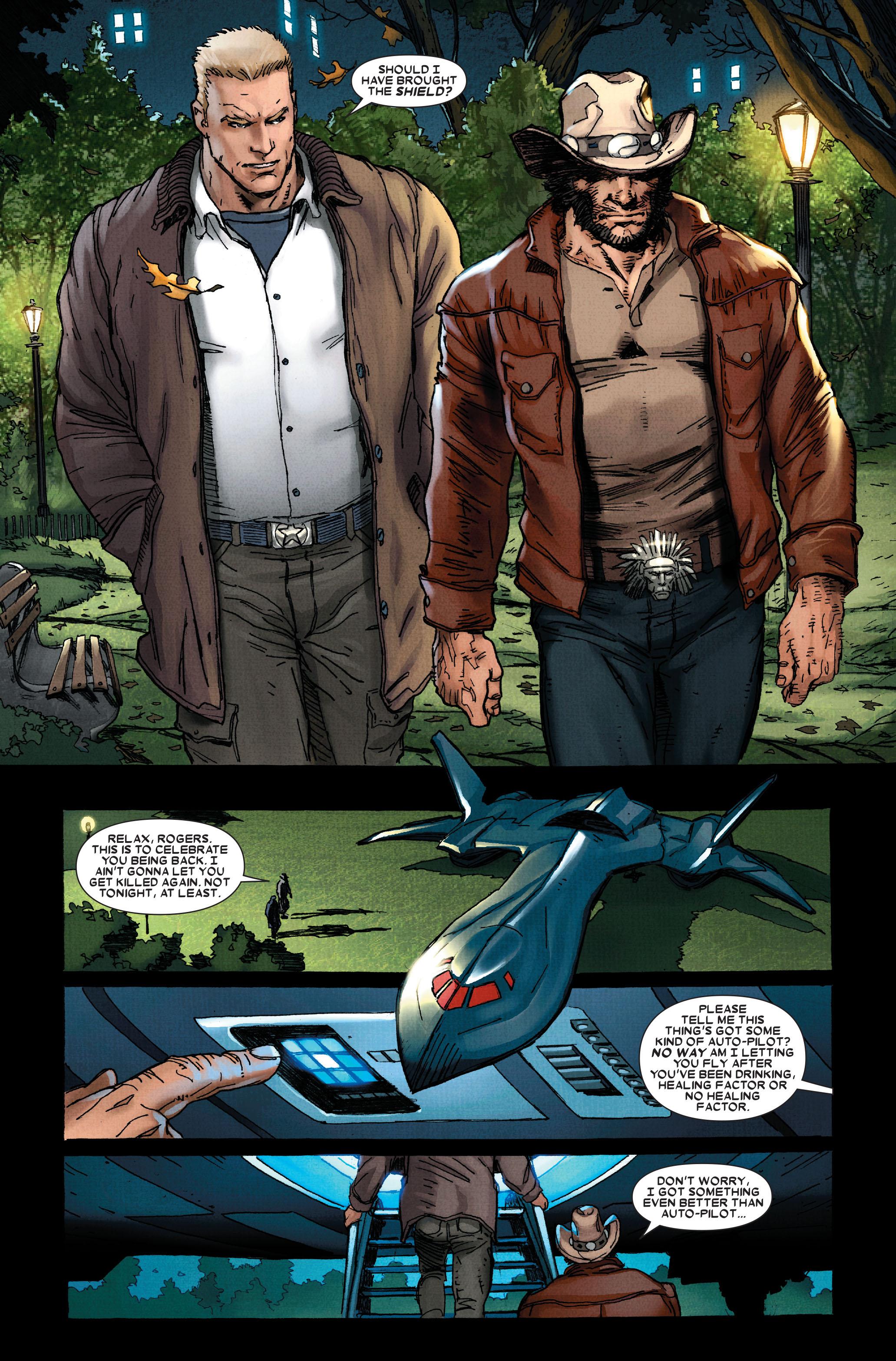 Wolverine: Weapon X #11 #6 - English 9