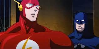 Phim Justice League The Flashpoint Paradox 2013