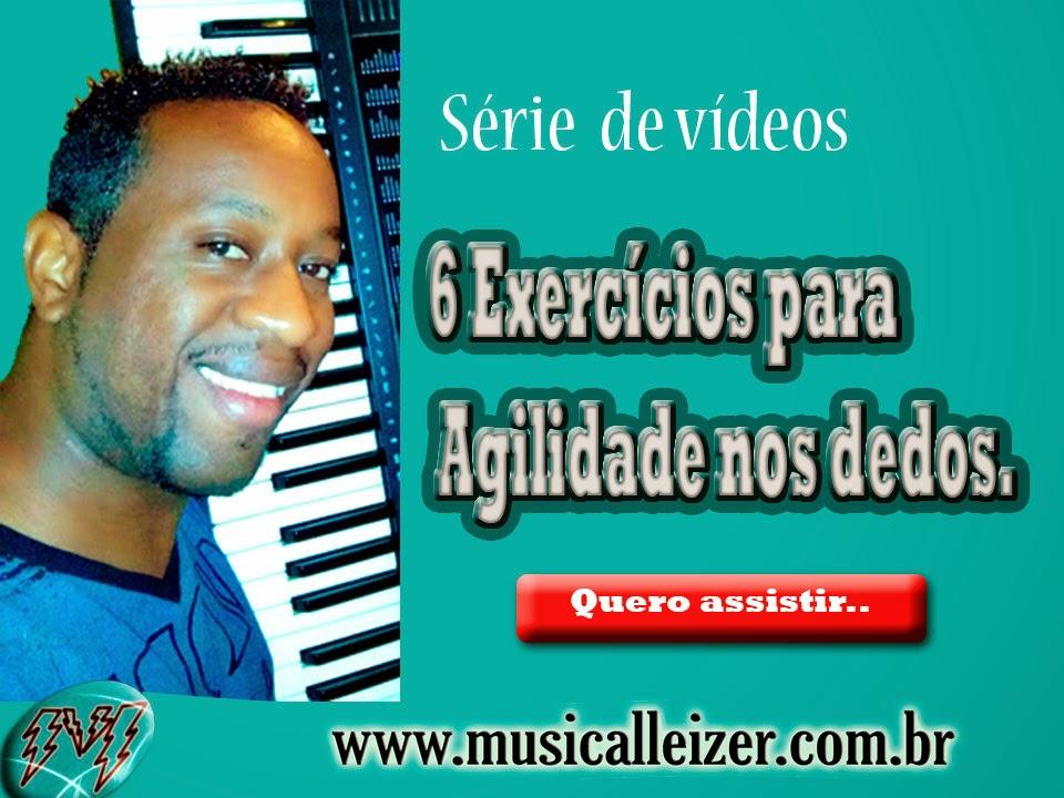 Exercícios para piano e teclado