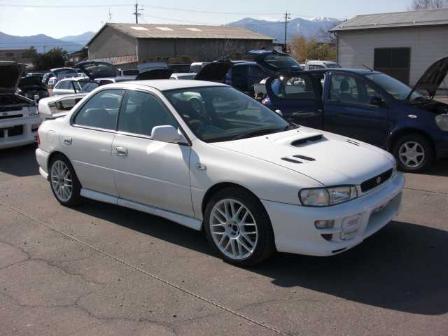 Bossblogg Deal Of The Day Subaru Wrx Gc8