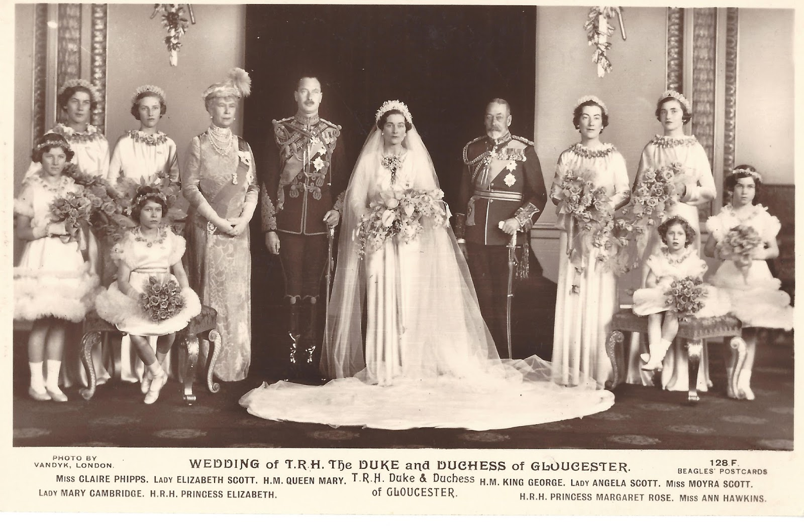Royal Musings: 80 years ago today: the wedding of HRH The Duke of ...