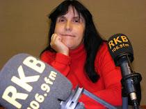 Mi entrevista en la radio