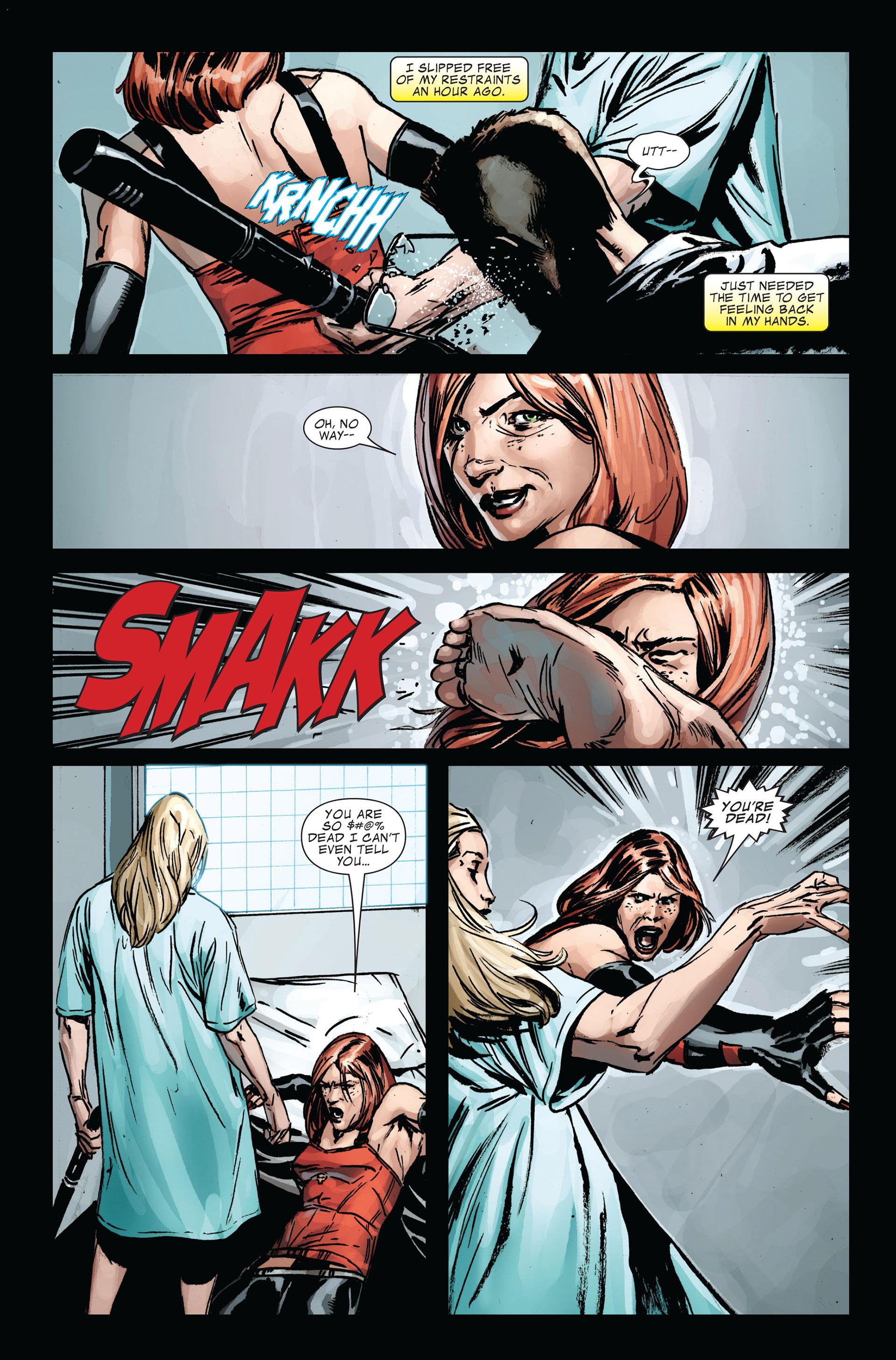 Captain America (2005) Issue #39 #39 - English 21