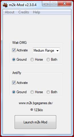 m2k-Mod