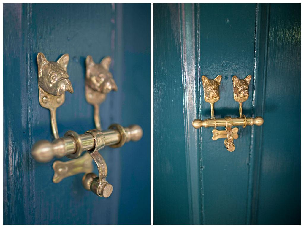 French bulldog page - Bulldog door knocker ...