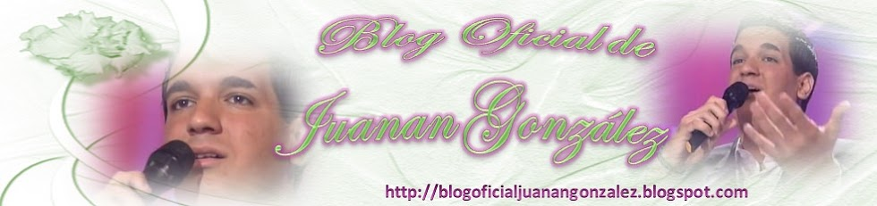 Blog Oficial de Juanan González