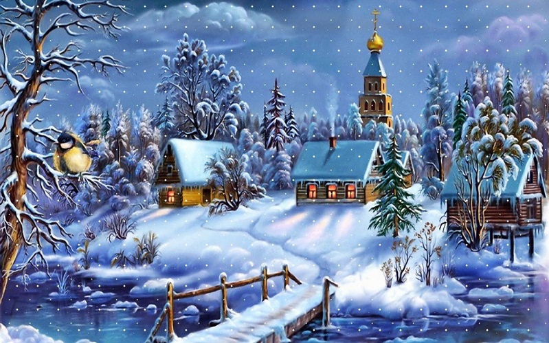 75  Lovely and <b>Beautiful Christmas Wallpapers</b> for Desktop