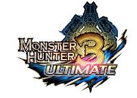 Monster Hunter 3 Ultimate logo Monster Hunter 3 Ultimate Info