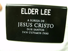 He really is Elder Lee!