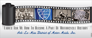 Arkansas, Louisiana and Mississippi Motor Maid Blog Banner
