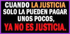 justicia...