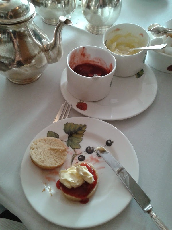 afternoon tea sans gluten londres