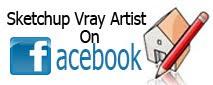 SkecthUp Vray Artist