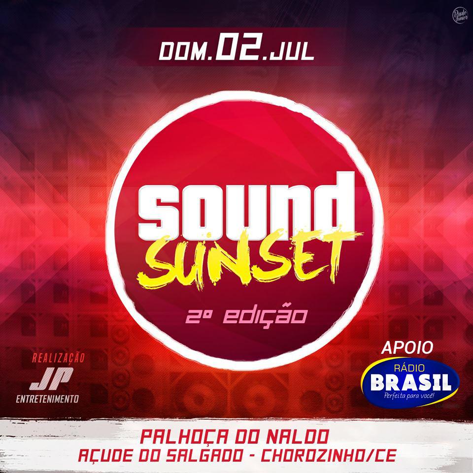 SOUND SUNSET 2ª EDIÇÃO