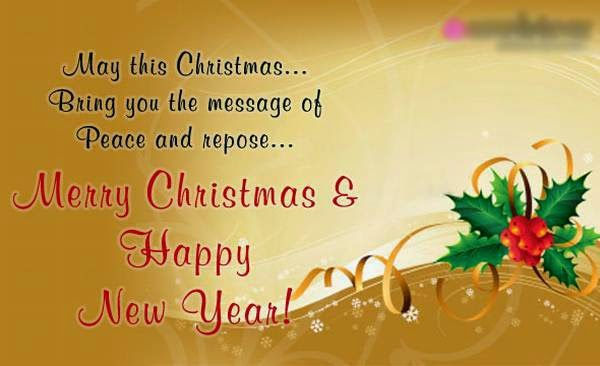 happy christmas messages and quotes