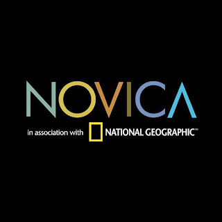Enter the NOVICA $37.50 Gift Card Giveaway. Ends 5/1.