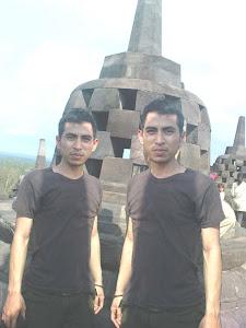 Besuck Borobudur