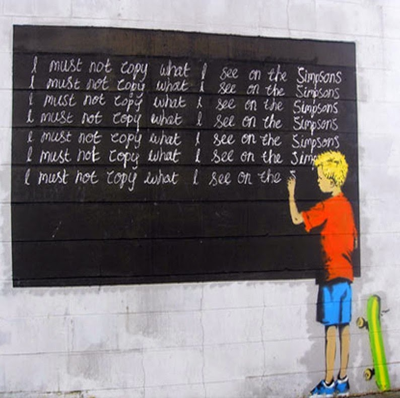 15 Of Banksy's Most Iconic Street Artworks - Must Not Copy
