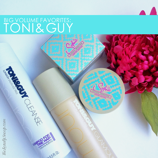 Sophia Webster Toni & Guy Collection