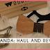 DaWanda: haul and review