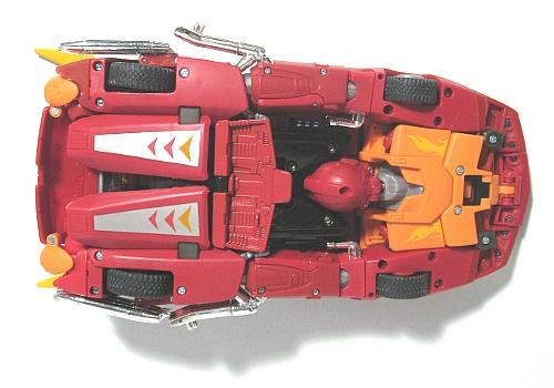 8 Toys Yeards : Eric s yard transformers masterpiece rodimus prime toys